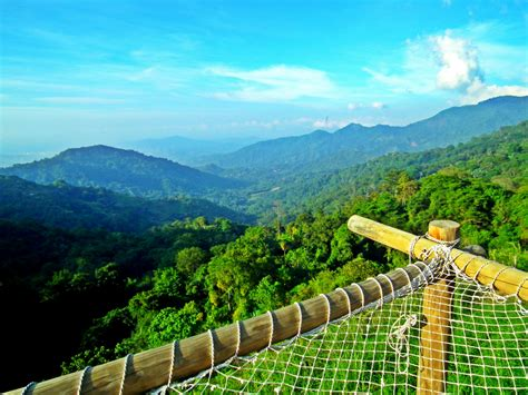 Hammock Edge Mountain where to see the best panoramic views in colombia