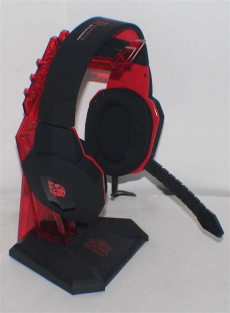 console gaming headset tt esports shock console gaming headset review modders inc