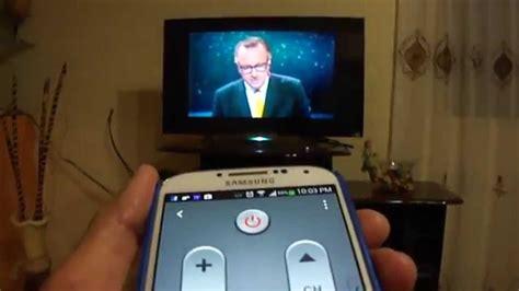 imagenes para celular lg t395 utiliza tu celular galaxy s4 como control remoto con