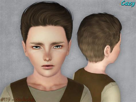 childs hairstyles sims 4 cazy s nicholas hairstyle child