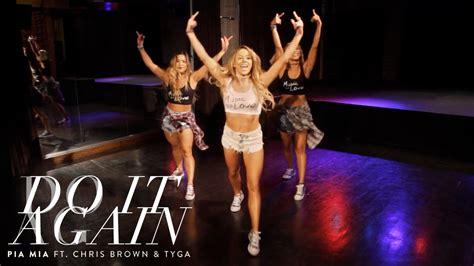 dance tutorial pia mia do it again pia mia do it again ft chris brown tyga dance