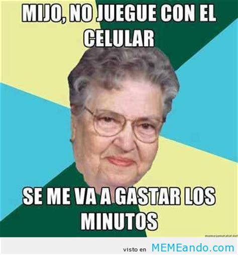 Meme Con - memes de abuelas imagenes chistosas
