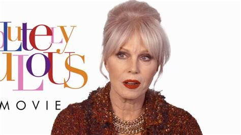 Absolutely Fabulous Fabsugar Want Need 40 by Joanna Lumley Absolutely Fabulous