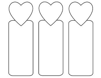 Bookmark Templates Coloring Bookmarks Printable Bookmarks To Color Bookmark Template Pdf