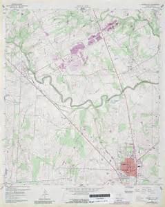 karnes county map