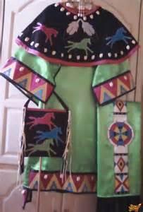pow wow regalia for sale ladies green satin for