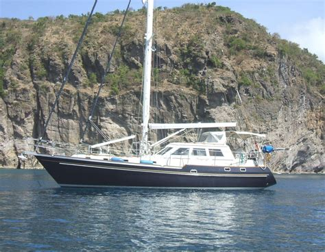 house boat for sale vancouver 2001 tayana 460 vancouver pilothouse sail boat for sale