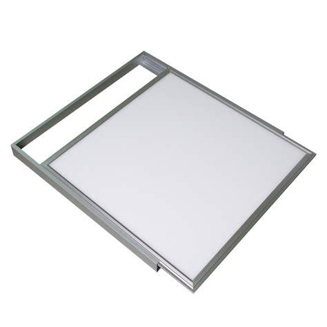 led panel decke led panel aufputz montagerahmen 620x620mm