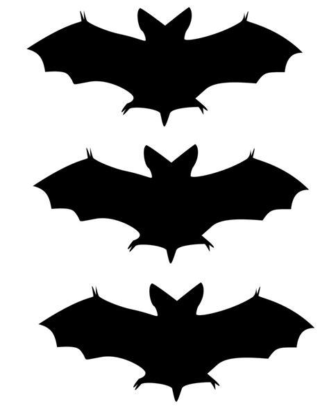 free printable halloween bat pictures bat silhouette printable kelly elko