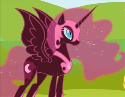Lunna Puff fluffle puff as a princess my pony