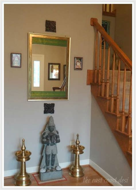 unique home decor india foyer entry way ideas the mirror has the special touch