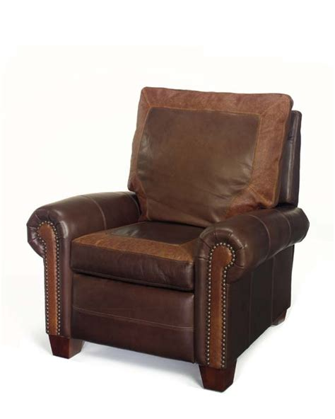 fine leather recliners leather recliners barclay leather recliner
