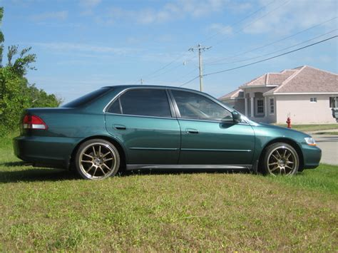 2002 green honda accord banxdit s 2002 honda accord in sarasota fl