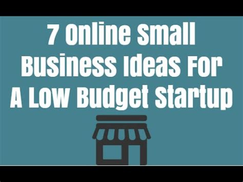 Home Business Ideas With Low Startup Costs In India 7 Small Business Ideas For A Low Budget Startup
