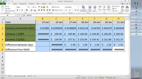 excel tutorial lessons ms excel tutorial for beginners day 03 ms excel templates