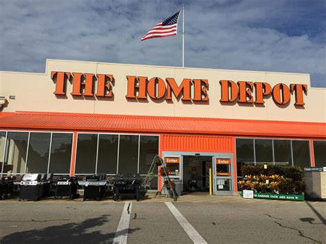 the home depot at 1490 capital circle nw tallahassee fl