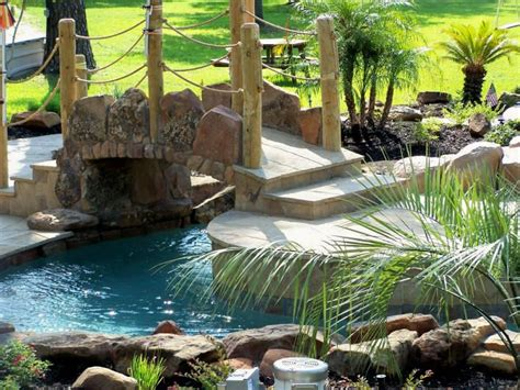 backyard pool with lazy river 94 best images about outside pools on pinterest