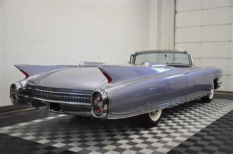 1960 Cadillac Eldorado For Sale 1960 Cadillac Eldorado Biarritz Convt Metallic