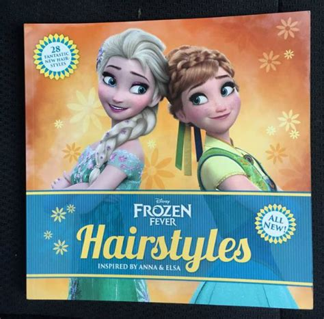 frozen hairstyles book pdf review and giveaway disney frozen fever hairstyles and