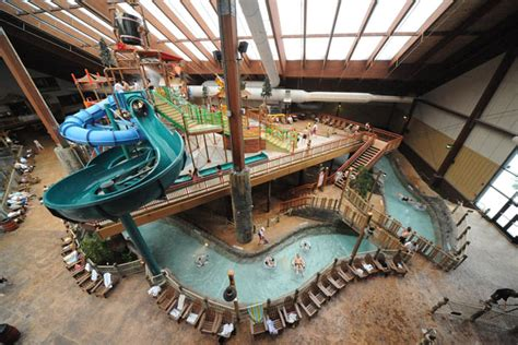 theme park upstate new york the great escape lodge indoor waterpark lake george ny
