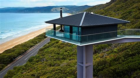 victoria s floating pole house could be yours for a week