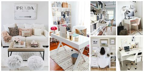 bloggers office decor glam white  mysterious dark  fashion tag blog