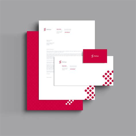 business card letterhead envelope mockup corporate branding stationary mockup free psd