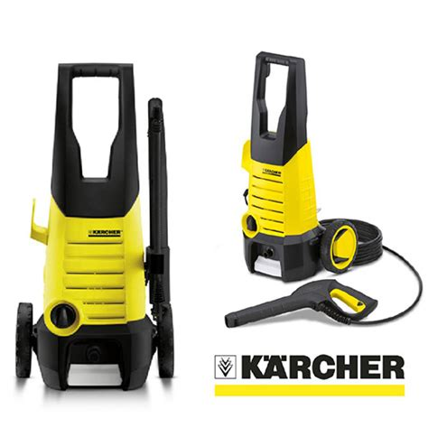 Pressure Washer Karcher K2 360 karcher k2 360 high pressure washer 1400w 120 bar