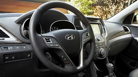 hyundai blue link navigation new 2016 santa fe sport in high point features