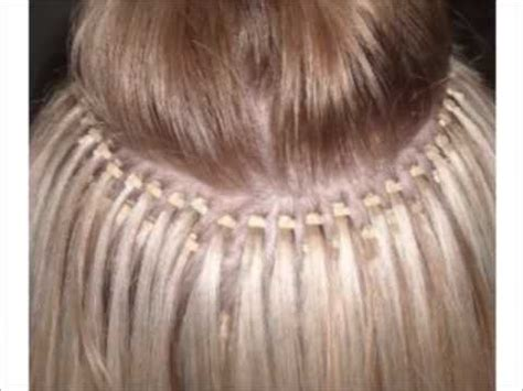 how to put in bead extensions the for i tip hair extensions microrings