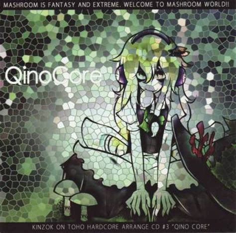 Welcome To Enoki World by Kinzok On Qino Touhou Records