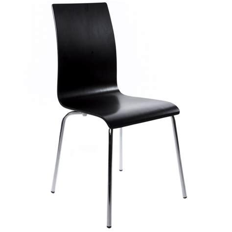 chaise de restaurant chaise design en bois et m 233 tal chrom 233 pour restaurant
