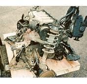 MK2 VW Corrado 20 16V 9A ENGINE &amp GEARBOX For Sale  Car
