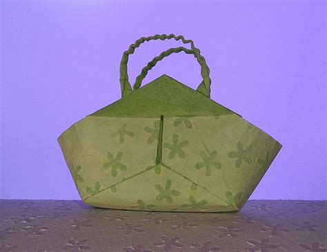 Origami Paper Purse - 40 delightful origami designs naldz graphics