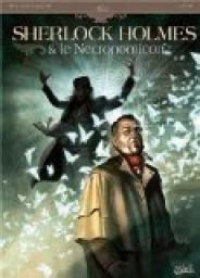 Sherlock Holmes Amp Le Necronomicon Tome 2 La Nuit Sur Le