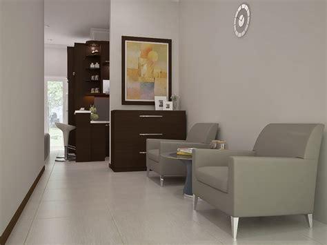 Bahan Multiplek Dan Hpl dapur bersih dengan meja pantri dian interior design