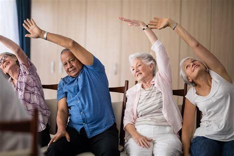 gentle stretching exercises  seniors
