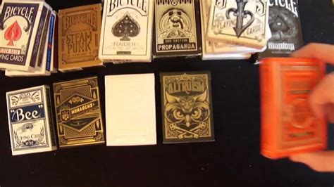 best bicycle decks bicycle cards top 10 from thecardists