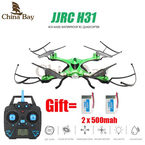 Drone Jjrc H31 Drone Anti Air waterproof drone jjrc h31 no or with or wifi fpv headless mode rc