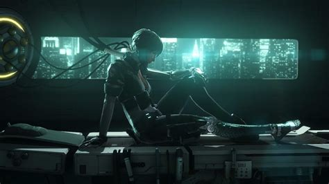 what is section 9 ghost in the shell first assault meet the operatives of