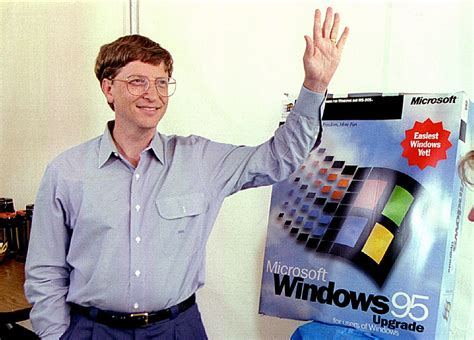 Windows Vista Launch Bill Gates Speech 4 The One Where We Find Out What It Actually Does by 7 Facts About Bill Gates Biography