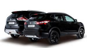 Smart Vision Lights Nissan Qashqai And X Trail Black Edition In Black And