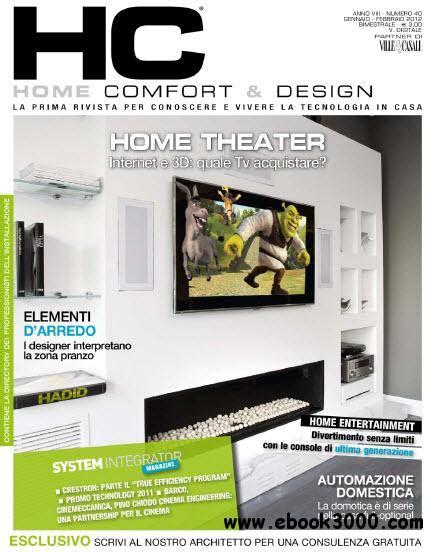 home design ebook download hc home comfort design n 40 gennaio febbraio 2011