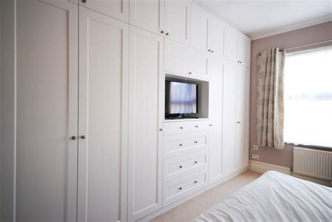 Buy Built In Wardrobes - 15 photos built in wardrobes with tv space wardrobe ideas