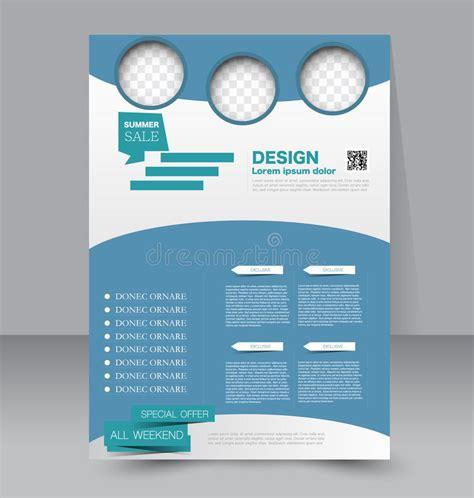 design poster website flyer template business brochure editable a4 poster