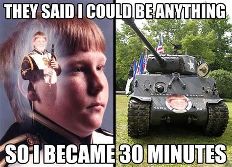 Clarinet Boy Meme Generator - ptsd clarinet boy meme