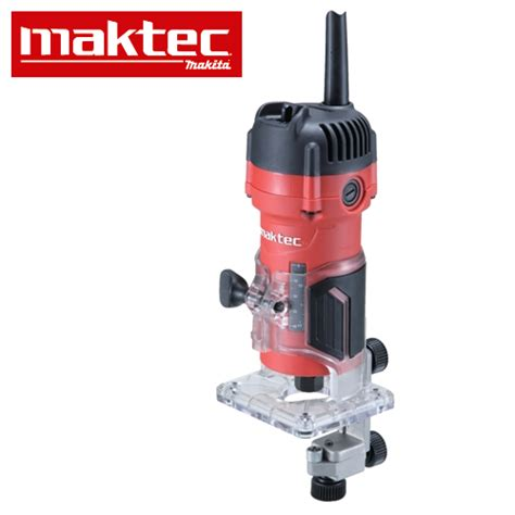 Router Maktec maktec trimmer 6 35mm mt372 tools4wood