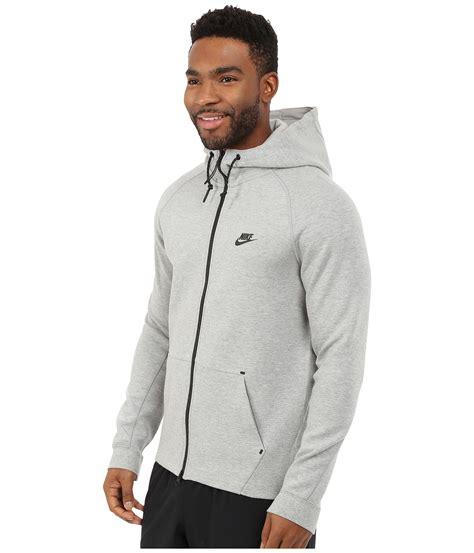 Hoodie Sidemen Grey Ken21 1 nike tech fleece aw77 1 0 zip hoodie in gray for lyst