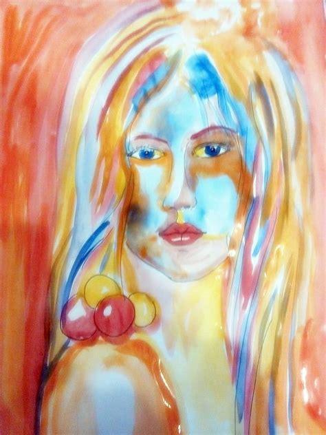 art dinca sweet angel light painting by farfallina art gabriela dinca