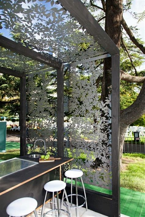 Who S Been To The Annual Flower Garden Show In Melbourne Pergola Privacy Screens